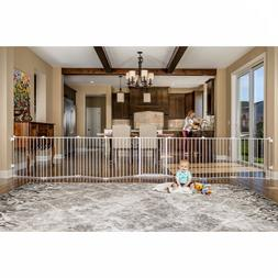 Regalo 1350 DS  192-Inch Super Wide Baby Gate and Play Yard,