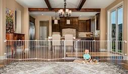 """Regalo 192-Inch Super Wide Gate and Play Yard, Eight 24"""" Pan"""
