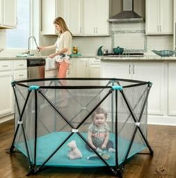 Regalo 6 Panel Portable Playpen Play Yard Baby Infant Travel