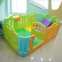 6m baby playpen kids play yard home