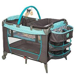 Disney Baby, Infant Play Yard, Play Pen With Changing Statio