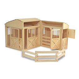 New - Folding Horse Stable - 785