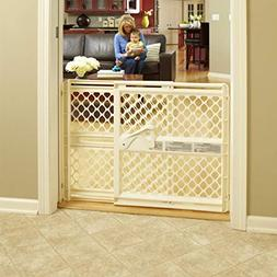 "North States 42"" Wide Supergate Ergo Baby Gate: Includes soc"