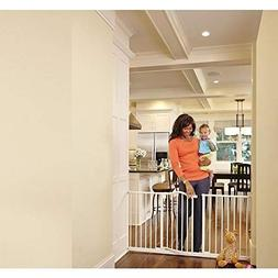 "North states 46.8"" Wide Portico Arch Baby Gate: Decorative h"