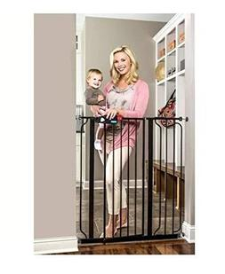 "Regalo Deluxe Easy Step 41"" Extra-tall Walk Through Pet & Ba"