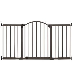 Summer Infant Metal Expansion Gate, 6 Foot Wide Extra Tall W