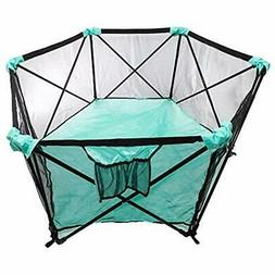 Aqua Portable Travel Tent  Super Retractable Play yard Playp
