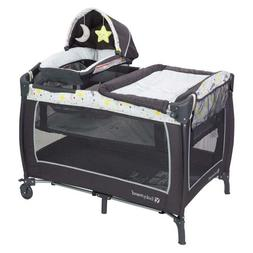 Baby Deluxe Convertible Nursery Center Play Yard With Changi