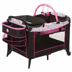 Disney Baby Minnie Mouse Sweet Wonder Play Yard with Carry B