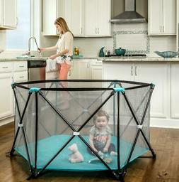 Regalo Baby My Play 6 Panel Portable Play Yard with Carry Ca