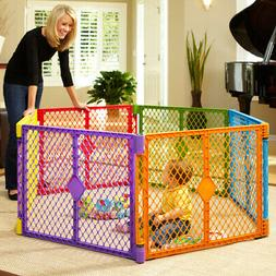 baby play yard playpen portable toddler safety