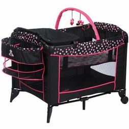 Disney Baby Play Yard  Playpen Safety Center Kids Outdoor In