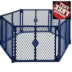 Baby Play Yard Portable Indoor Outdoor Classic 6 Panel Frees