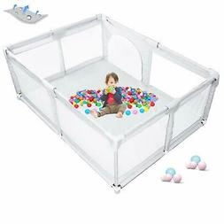 Baby Playpen Baby Fence Play Area Indoor Play Yard for Baby
