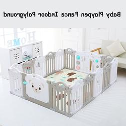 Baby Playpen <font><b>Fence</b></font> Indoor Palyground Par