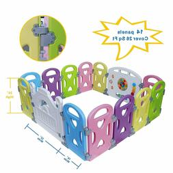 Gupamiga Baby Playpen Kids Activity Centre Safety Play Yard