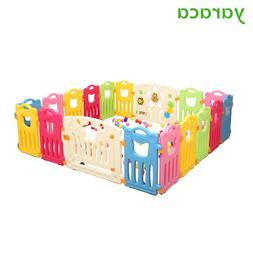 Baby Playpen Kids <font><b>Play</b></font> <font><b>Yard</b>