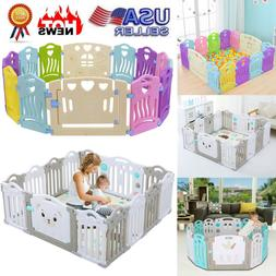 Baby Safety Playpen Play Yards Baby Fence Kids Activity Cent