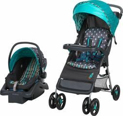 Baby Stroller and Car Seat Comfort Walker Combo Infant Foot