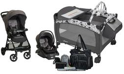 Baby Stroller with Car Seat Travel System Infant Playard Dia