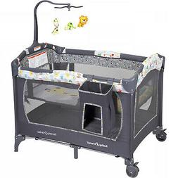 Baby Nursery Crib Infant Bassinet Bed Durable Portable Sleep