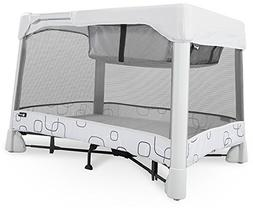 4moms Breeze Classic Portable playard with Removable Bassine