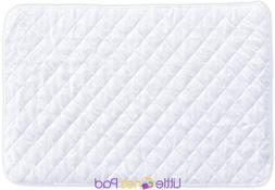 Crib Mattress Cover-Fits ALL Baby Portable Cribs, Play Yards