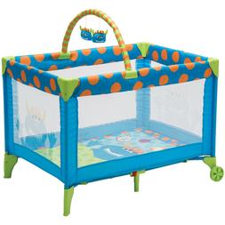 Cosco Deluxe Funsport® Portable Compact Play Yard, Monster