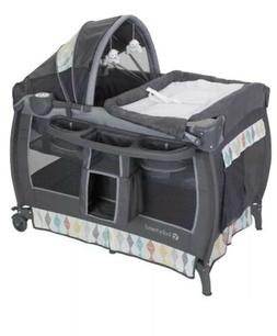 Baby Trend Deluxe II Nursery Center Play-yard, Cuddle Cot -