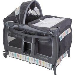 Baby Trend Deluxe II Nursery Center Playard, Cuddle Cot W