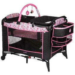 Disney Playard Minnie Mouse Baby Infant Bassinet Safety Play