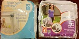 Dream Baby Infant Carrier & Basic Comfort Play Yard Insect M
