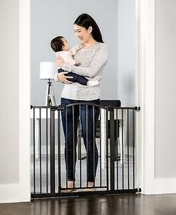 Regalo Easy Step Arched Décor Walk Thru Baby Gate, Includes