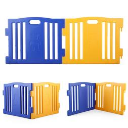 Extension 2 Panel For Children Baby Safe Playpen Play Yard L