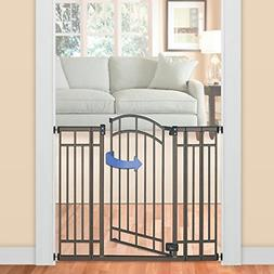 Summer Infant Extra Tall Decorative Walk-Thru Gate, 2 Gate V