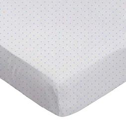 SheetWorld Fitted Pack N Play Sheet Fits Graco Square Playar