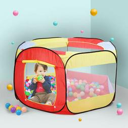 Folding  Playpen Baby Play Yard Tent With Travel Bag For Ind