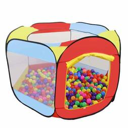 Folding Portable Playpen Baby Play Yard Tent Travel Bag Indo