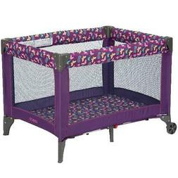 Cosco Funsport® Portable Compact Baby Play Yard, Butterfly