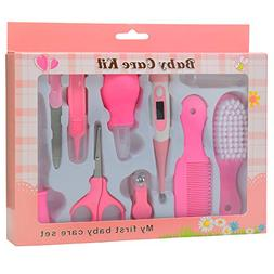 Baby Health Care Kit  Deluxe Nail Clipper, Nail File, Scisso