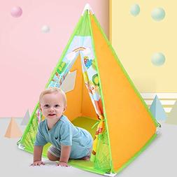 Euone Indian Style Play Tent, Folding Children Kids Play Ind