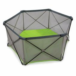 Indoor Outdoor Baby Playpen Folding Portable Large Infant Po
