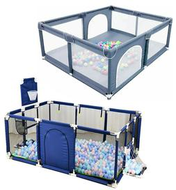 Indoor Outdoor Baby Safety Play Yard Kid Activity Center Tod