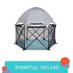 infant ultimate playard pay area padded floor