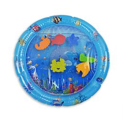 Inflatable Round Water <font><b>Play</b></font> Mat Ocean Wo