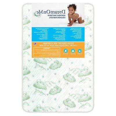 3 in square corner playard mattress