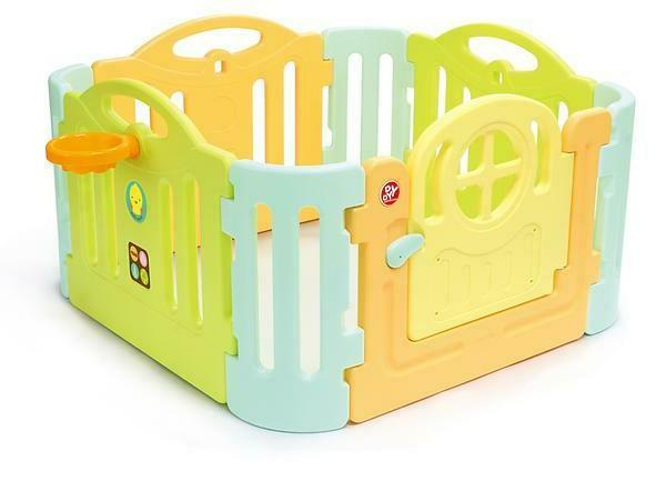 6m+ PLAYPEN Play with ADDITIONAL & NEW