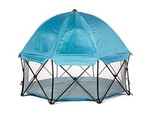 Regalo 8 and Portable with Carrying Full Coverage Canopy,