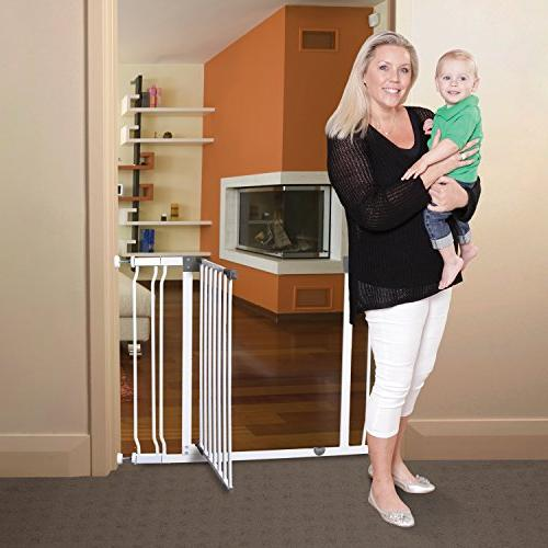 Dreambaby Liberty Stay Gate with Extension