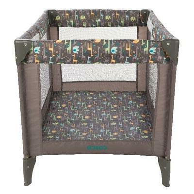 Baby Crib Playpen Infant Playard Travel Safety Portable